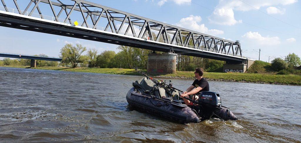 Das Boot ist beladen, auf ins Abenteuer Workshop!